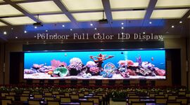Full Color Indoor LED Screens
